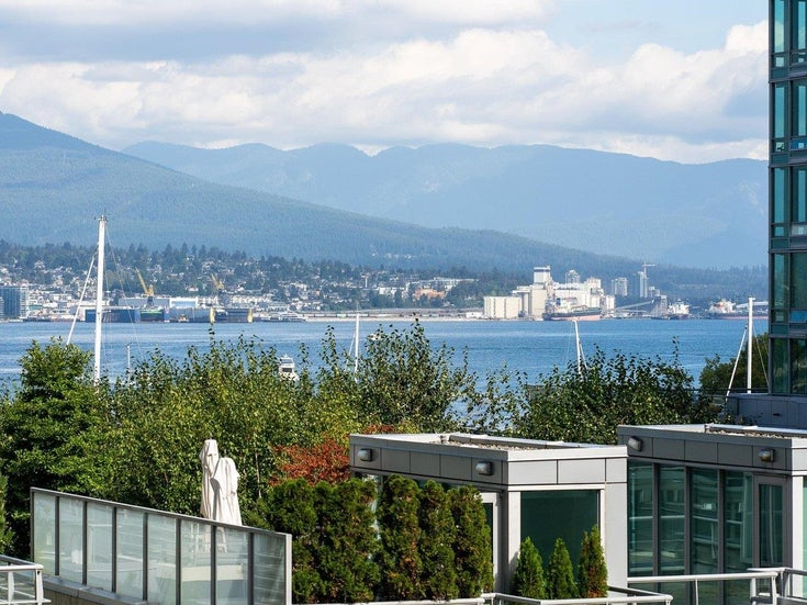 502 1478 W HASTINGS STREET - Coal Harbour Apartment/Condo for sale, 1 Bedroom (R2618223)