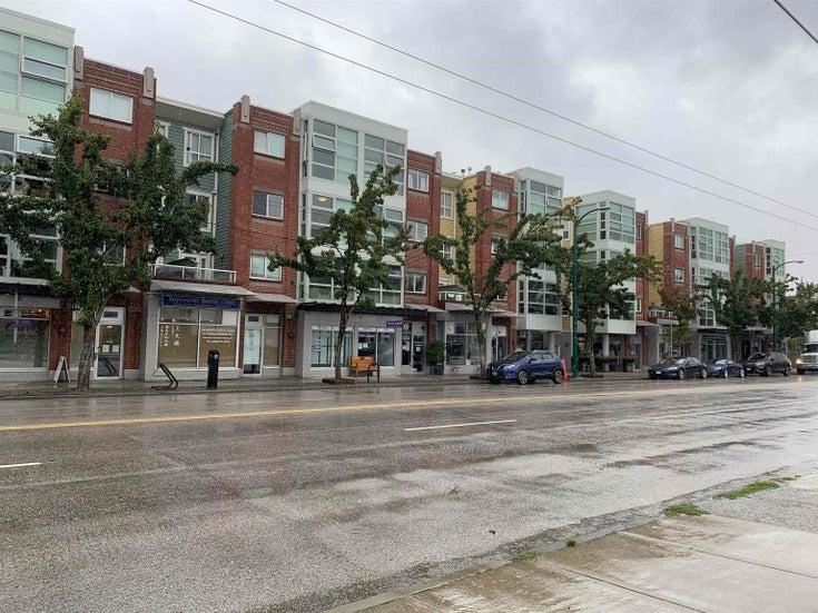 405 2929 W 4TH AVENUE - Kitsilano Apartment/Condo for sale, 2 Bedrooms (R2618226)