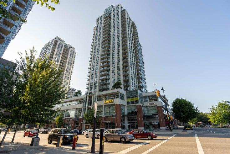 1202 3007 GLEN DRIVE - North Coquitlam Apartment/Condo for sale, 2 Bedrooms (R2618243)