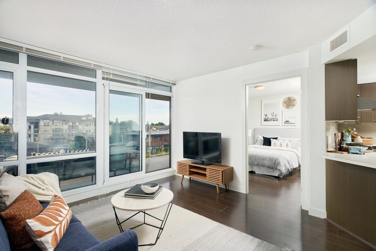 610 6888 COONEY ROAD - Brighouse Apartment/Condo for sale, 1 Bedroom (R2618246)