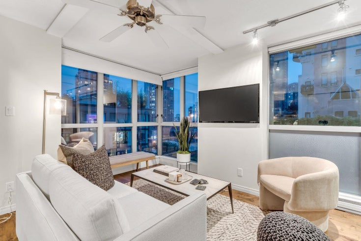 501 1238 RICHARDS STREET - Yaletown Apartment/Condo for sale(R2618279)