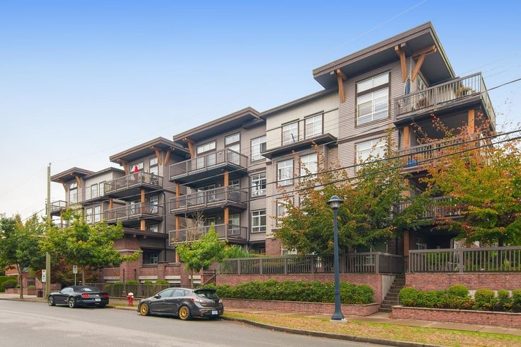 317 9233 FERNDALE ROAD - McLennan North Apartment/Condo for sale, 2 Bedrooms (R2618288)