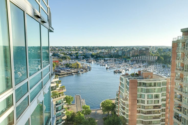 1710 1500 HORNBY STREET - Yaletown Apartment/Condo for sale, 2 Bedrooms (R2618294)