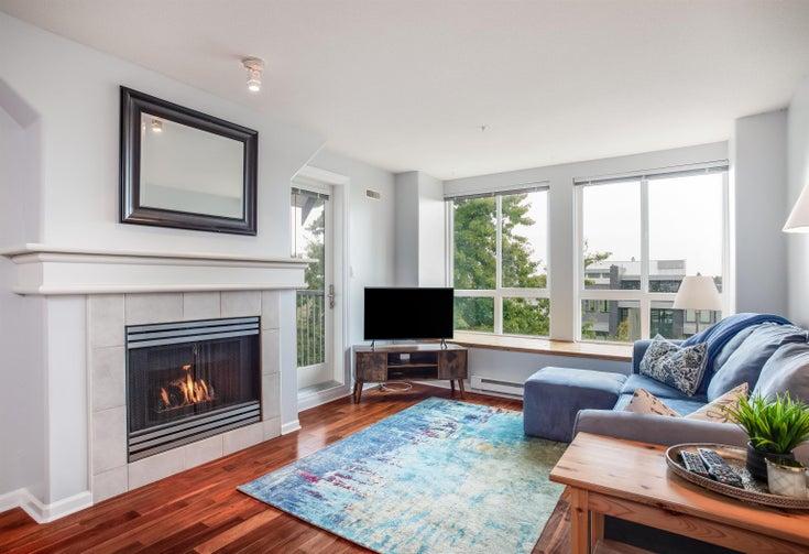 327 12639 NO. 2 ROAD - Steveston South Apartment/Condo for sale, 2 Bedrooms (R2618315)