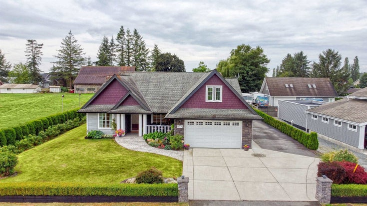 21778 SMITH CRESCENT - Salmon River House/Single Family for sale, 4 Bedrooms (R2618324)