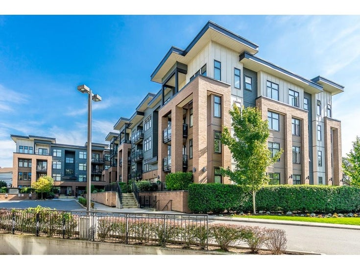 203 20068 FRASER HIGHWAY - Langley City Apartment/Condo for sale, 2 Bedrooms (R2618328)