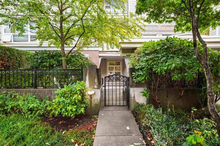 101 3575 EUCLID AVENUE - Collingwood VE Apartment/Condo for sale, 1 Bedroom (R2618333)