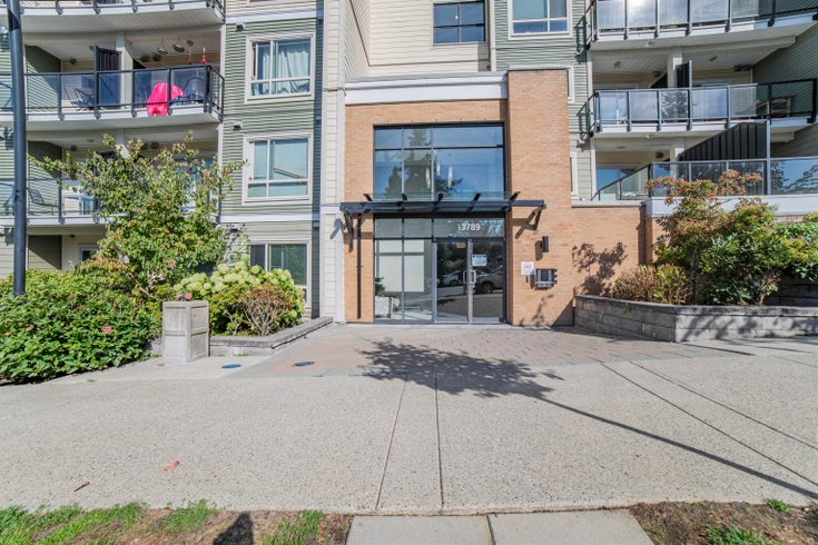 322 13789 107A AVENUE - Whalley Apartment/Condo for sale, 2 Bedrooms (R2618346)