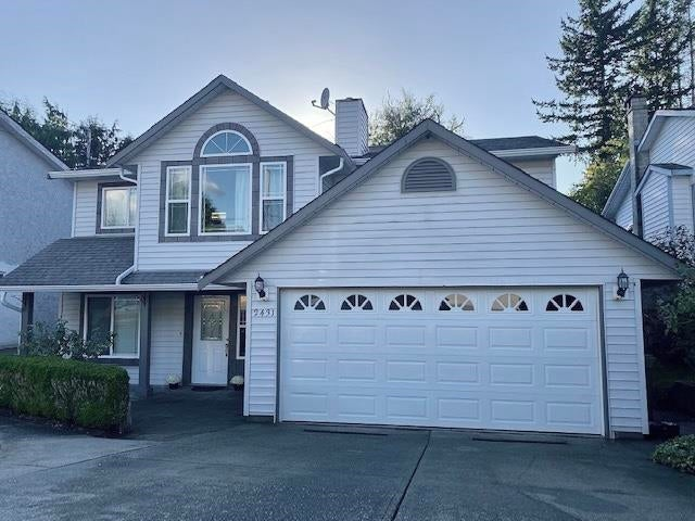 2431 PARK DRIVE - Central Abbotsford House/Single Family for sale, 4 Bedrooms (R2618369)