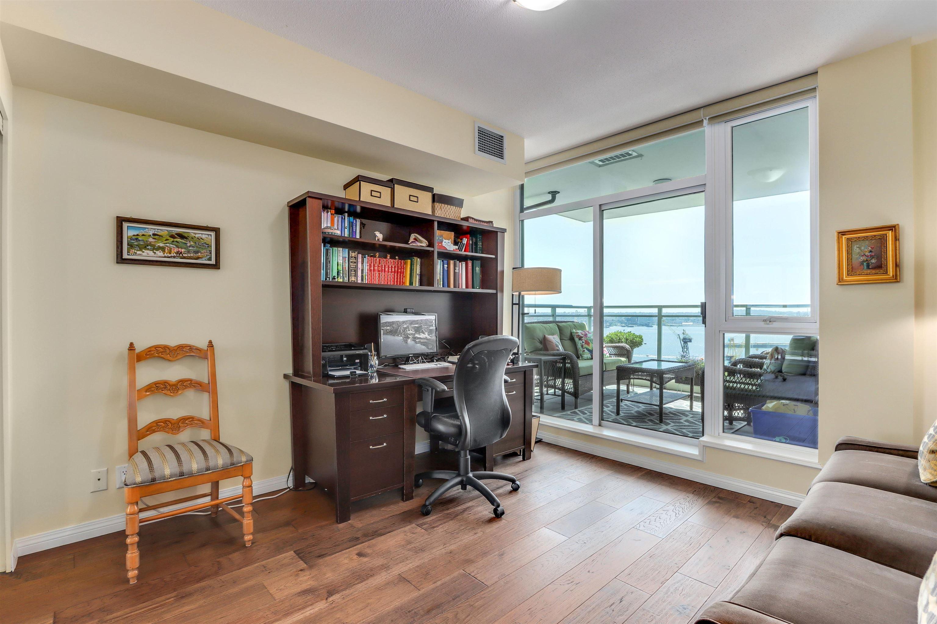2202 188 E ESPLANADE - Lower Lonsdale Apartment/Condo for sale, 2 Bedrooms (R2618412) - #19
