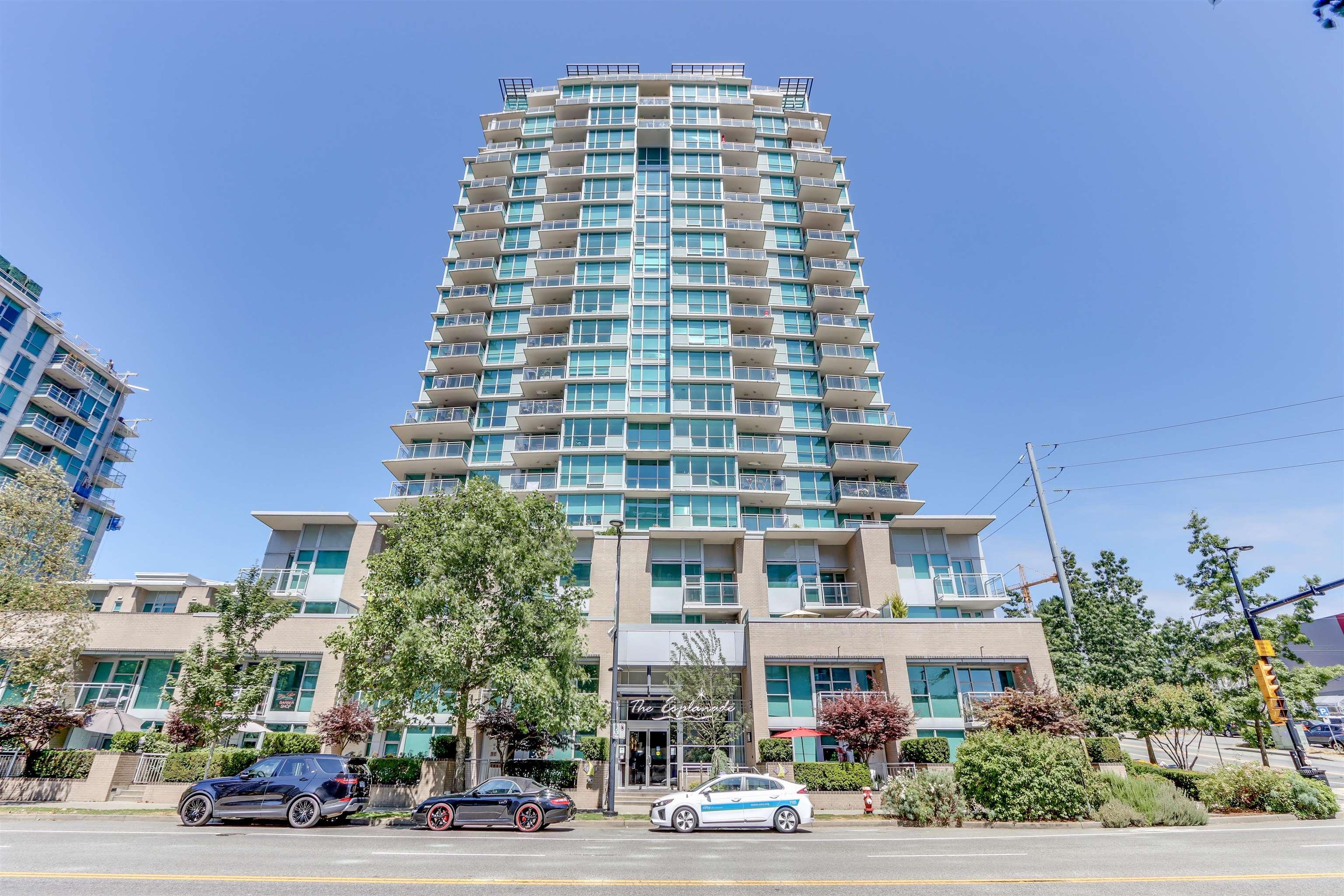 2202 188 E ESPLANADE - Lower Lonsdale Apartment/Condo for sale, 2 Bedrooms (R2618412) - #22
