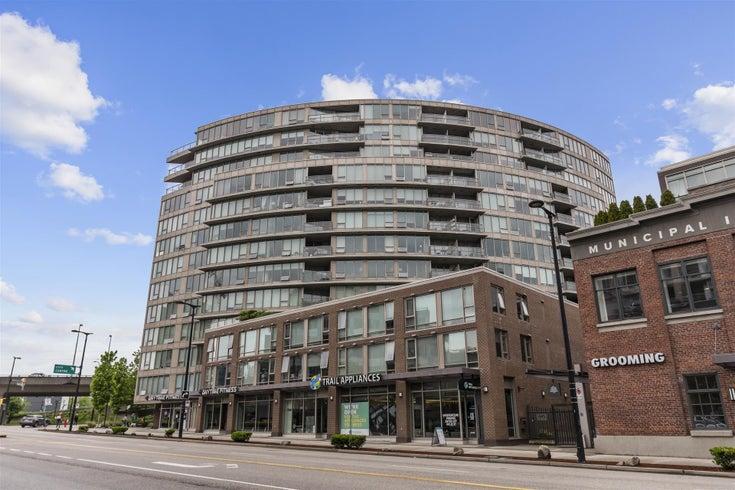 913 445 W 2ND AVENUE - False Creek Apartment/Condo for sale, 1 Bedroom (R2618424)
