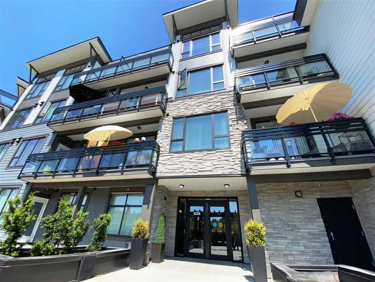 408 9983 E BARNSTON DRIVE - Fraser Heights Apartment/Condo for sale, 1 Bedroom (R2618429)