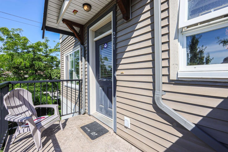211 5211 IRMIN STREET - Metrotown Townhouse for sale, 2 Bedrooms (R2618437)