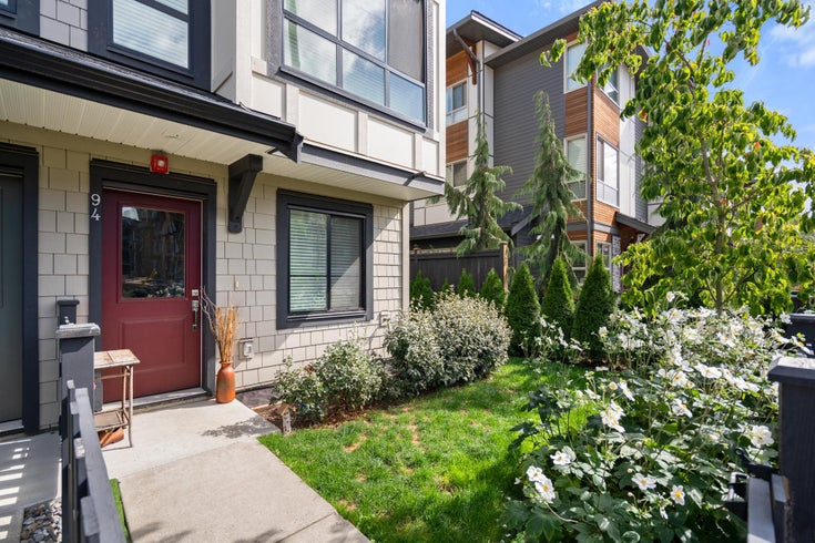 94 8570 204 STREET - Willoughby Heights Townhouse for sale, 2 Bedrooms (R2618451)