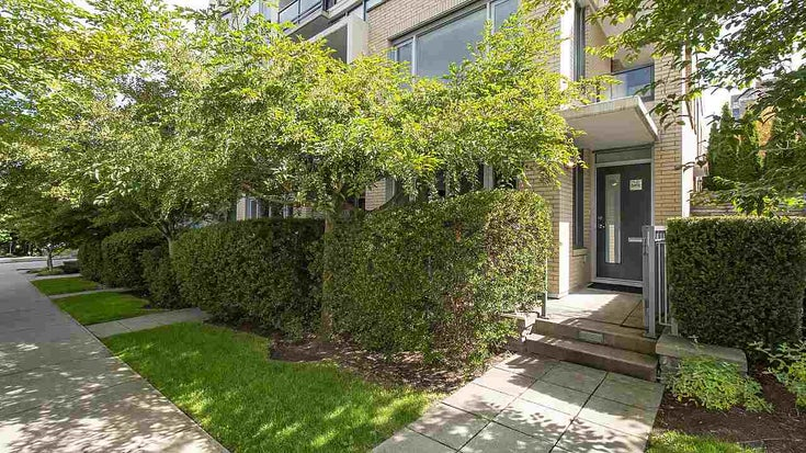 2412 PINE STREET - Fairview VW Townhouse for sale, 2 Bedrooms (R2618454)