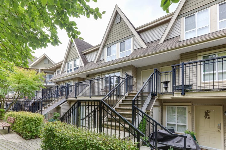 25 9339 ALBERTA ROAD - McLennan North Townhouse for sale, 3 Bedrooms (R2618461)