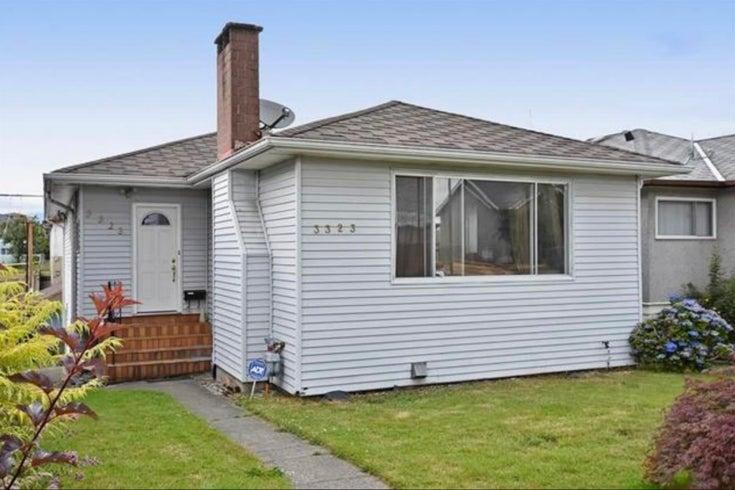 3323 NAPIER STREET - Renfrew VE House/Single Family for sale, 6 Bedrooms (R2618464)