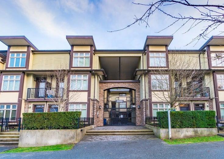 222 5588 PATTERSON AVENUE - Central Park BS Townhouse for sale, 2 Bedrooms (R2618469)