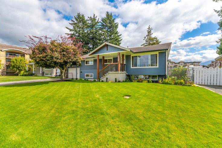 8968 GLENWOOD STREET - Chilliwack W Young-Well House/Single Family for sale, 5 Bedrooms (R2618472)