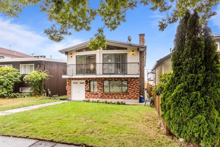 2784 E 6TH AVENUE - Renfrew VE House/Single Family for sale, 5 Bedrooms (R2618474)