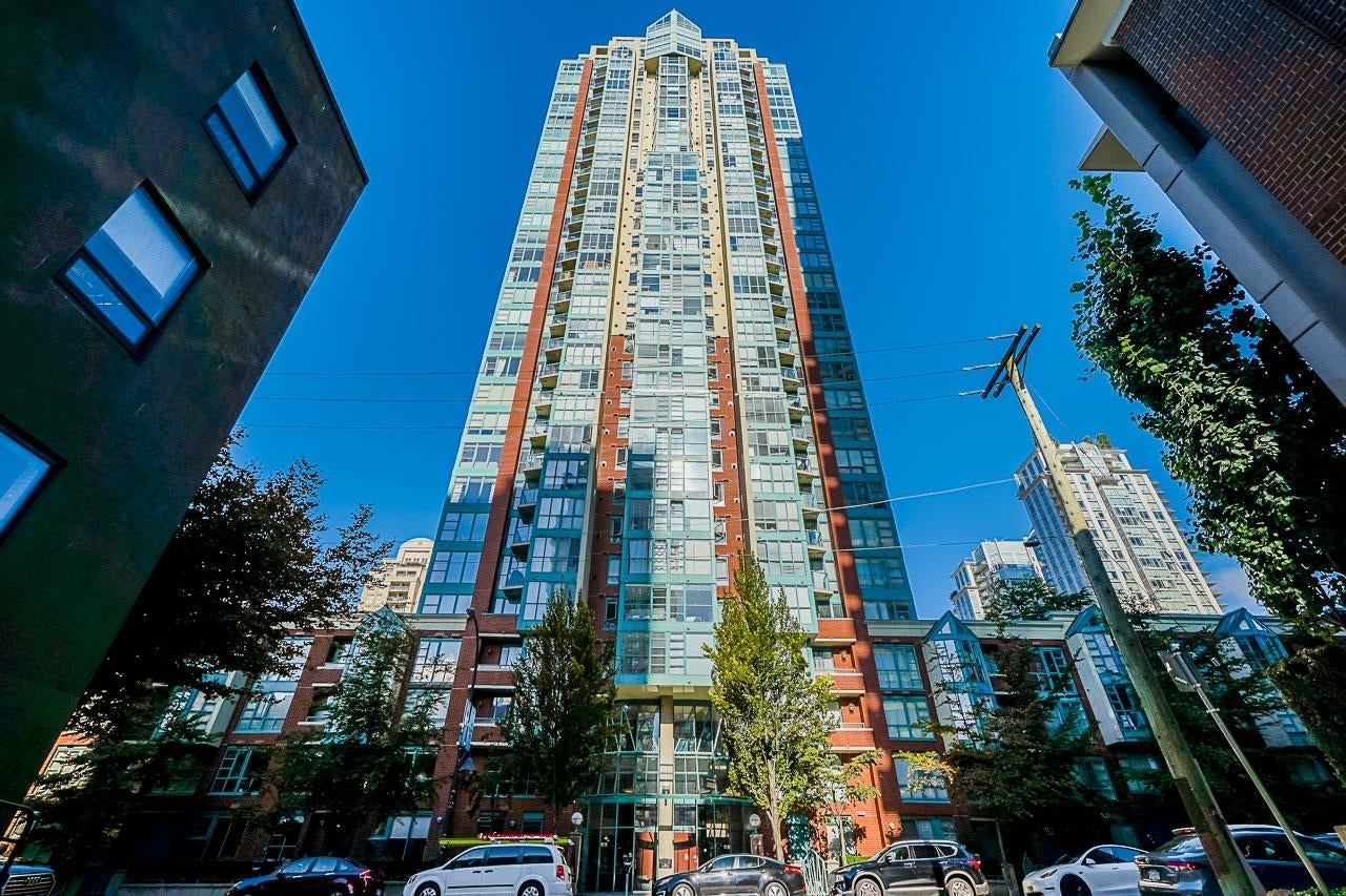 2802 939 HOMER STREET - Yaletown Apartment/Condo for sale, 2 Bedrooms (R2618486) - #1