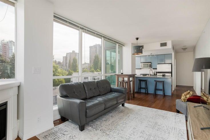 807 138 E ESPLANADE AVENUE - Lower Lonsdale Apartment/Condo for sale, 2 Bedrooms (R2618493)