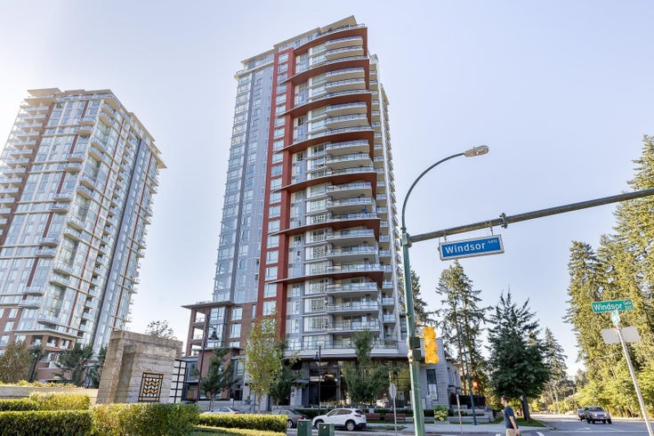 705 3096 WINDSOR GATE - New Horizons Apartment/Condo for sale, 2 Bedrooms (R2618506)