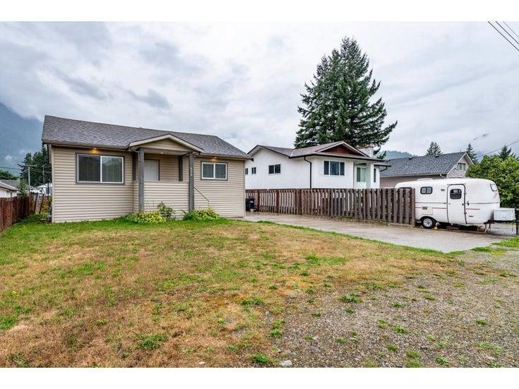 570 RUPERT STREET - Hope Center House/Single Family for sale, 2 Bedrooms (R2618508)