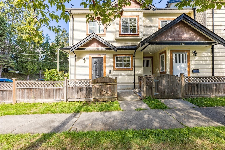 5295 HOY STREET - Collingwood VE 1/2 Duplex for sale, 3 Bedrooms (R2618510) - #1