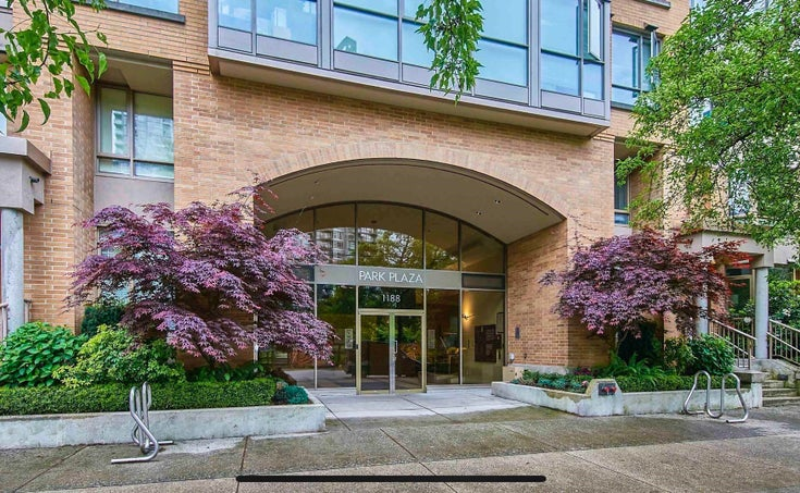 2110 1188 RICHARDS STREET - Yaletown Apartment/Condo for sale, 1 Bedroom (R2618516)
