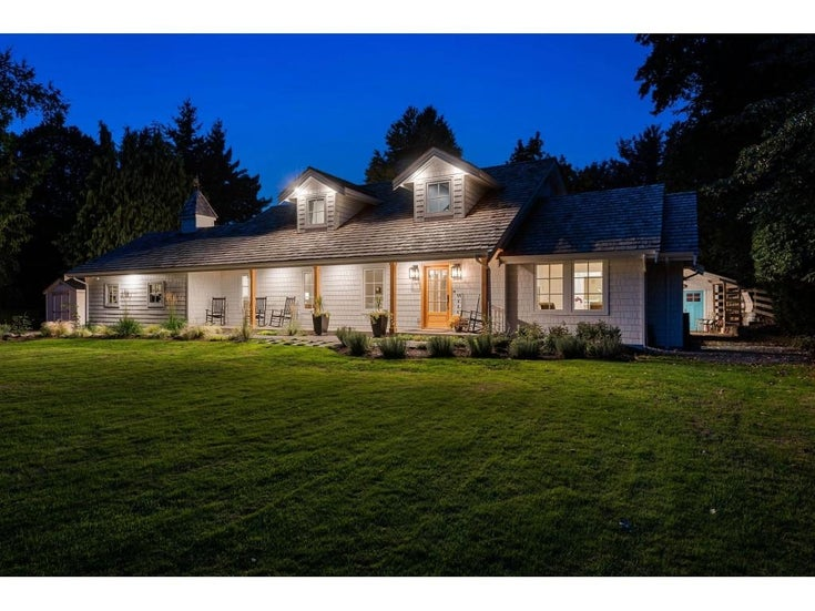 2116 ORCHARD DRIVE - Abbotsford East House with Acreage for sale, 5 Bedrooms (R2618522)