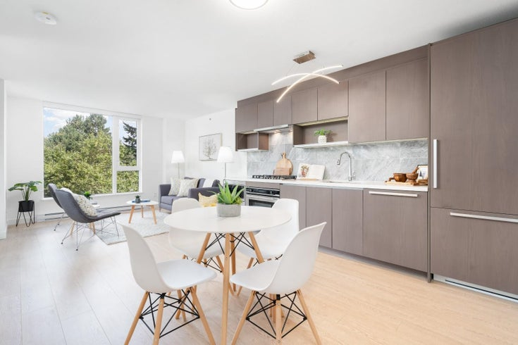 709 13750 100 AVENUE - Whalley Apartment/Condo for sale, 2 Bedrooms (R2618523)