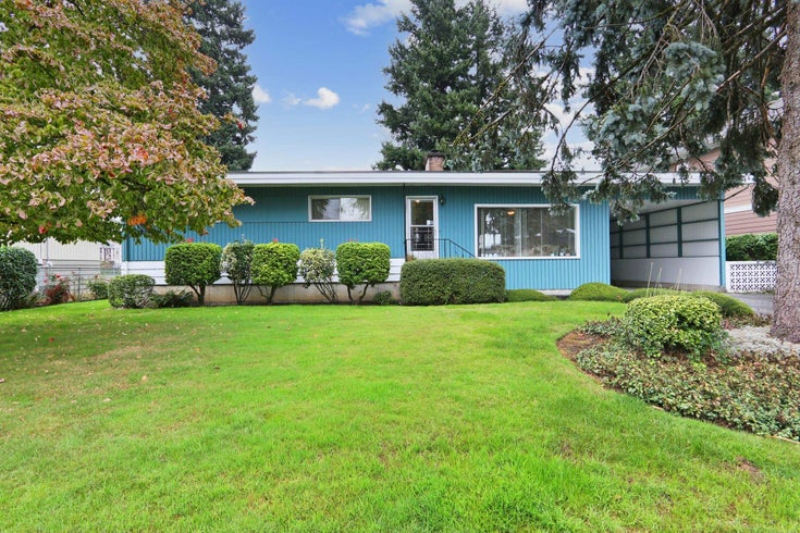 8946 GLENWOOD STREET - Chilliwack W Young-Well House/Single Family for sale, 4 Bedrooms (R2618530)