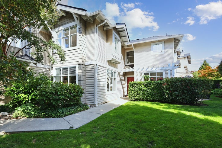 5 6588 BARNARD DRIVE - Terra Nova Townhouse for sale, 3 Bedrooms (R2618533)