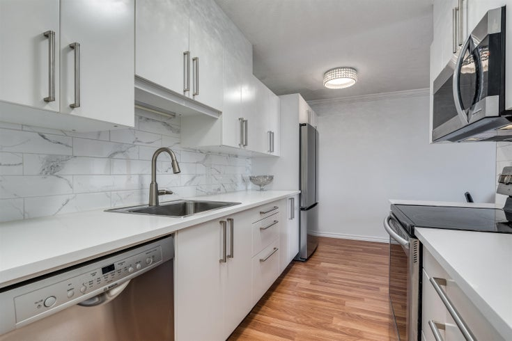210 1345 CHESTERFIELD AVENUE - Central Lonsdale Apartment/Condo for sale, 1 Bedroom (R2618539)