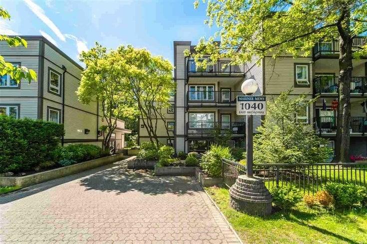 101 1040 E BROADWAY - Mount Pleasant VE Apartment/Condo for sale, 2 Bedrooms (R2618555)