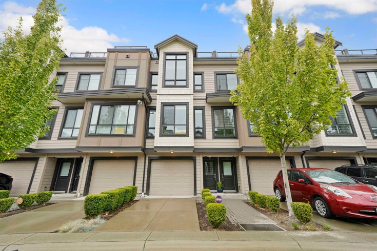 33 100 WOOD STREET - Queensborough Townhouse for sale, 3 Bedrooms (R2618570)