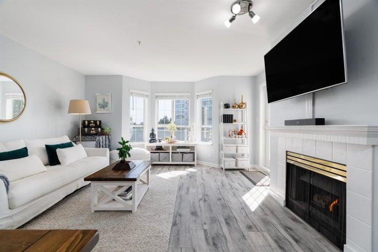 411 15268 105 AVENUE - Guildford Apartment/Condo for sale, 1 Bedroom (R2618585)