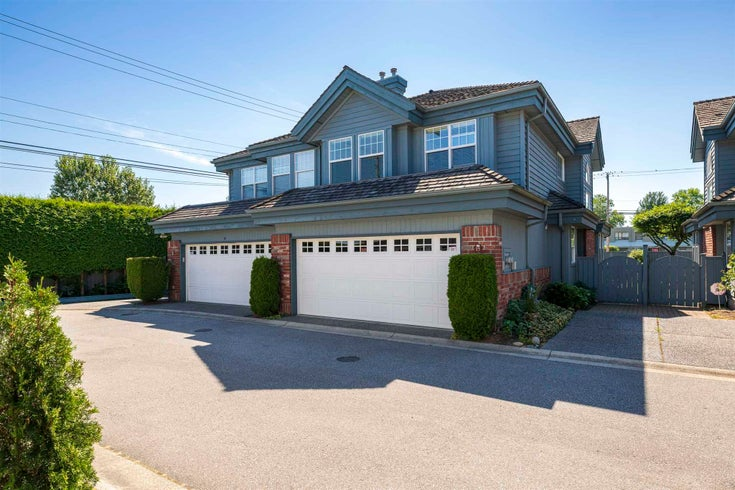 15 8171 STEVESTON HIGHWAY - South Arm Townhouse for sale, 3 Bedrooms (R2618588)