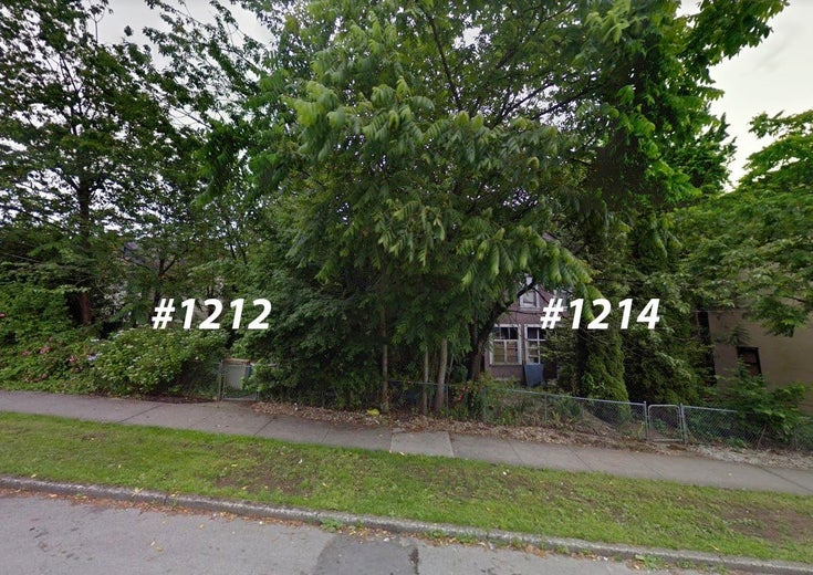 1212 FIFTH AVENUE - Uptown NW House/Single Family for sale, 2 Bedrooms (R2618634)