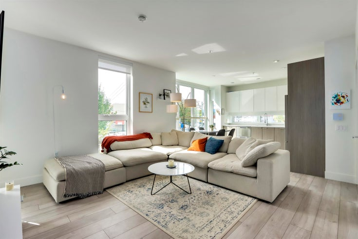 203 3420 ST. CATHERINES STREET - Fraser VE Apartment/Condo for sale, 2 Bedrooms (R2618680)