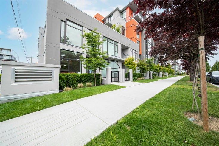 107 4189 CAMBIE STREET - Cambie Townhouse for sale, 3 Bedrooms (R2618689)
