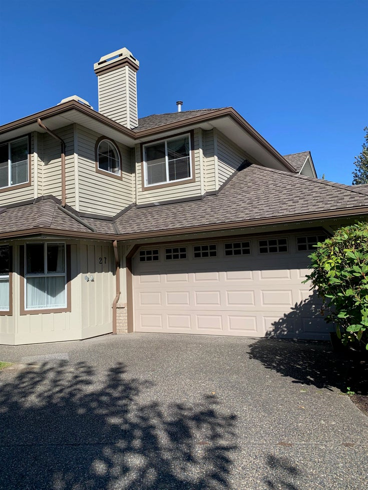 27 15860 82 AVENUE - Fleetwood Tynehead Townhouse for sale, 3 Bedrooms (R2618705)