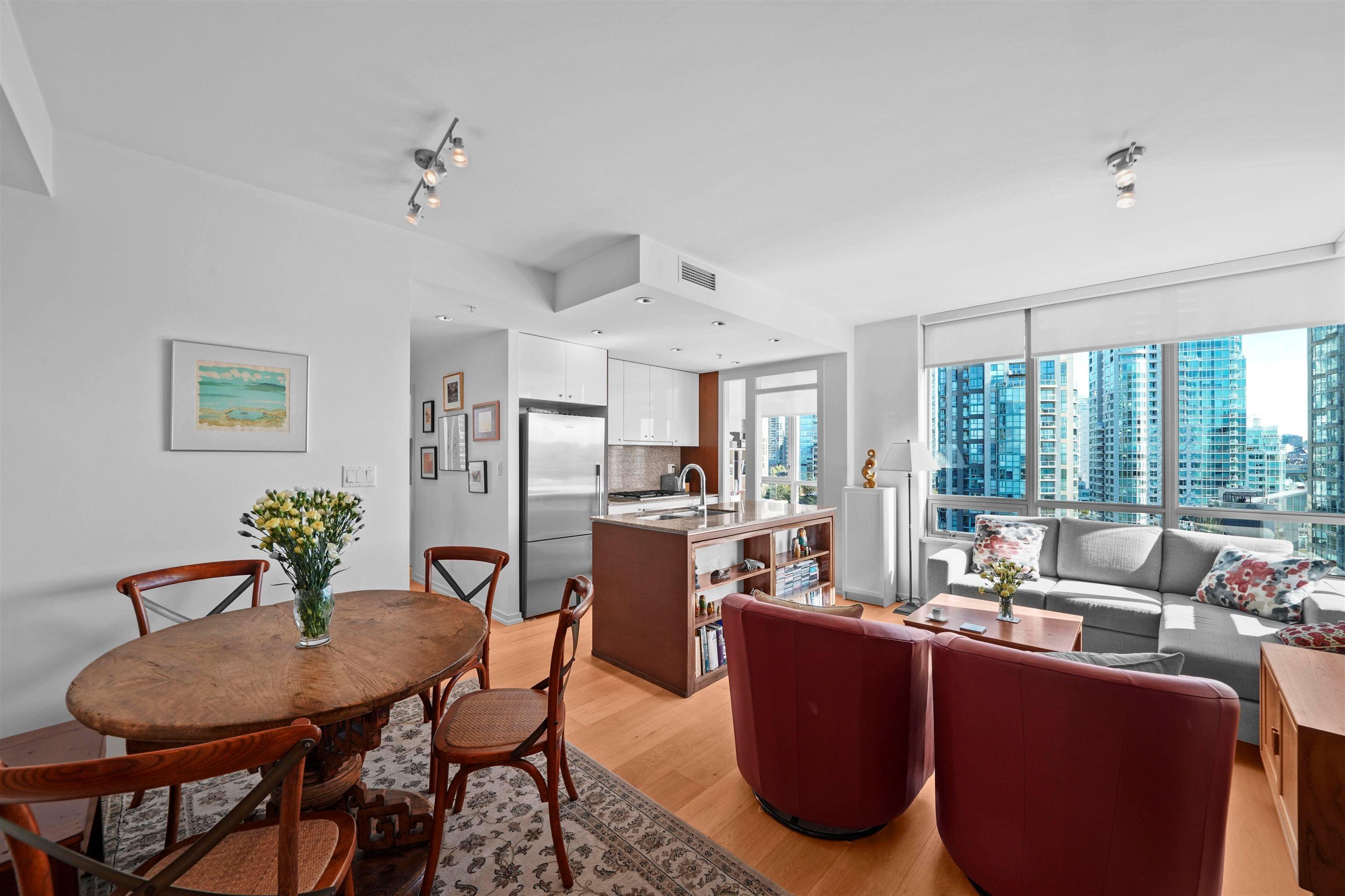 1201 1005 BEACH AVENUE - West End VW Apartment/Condo for sale, 1 Bedroom (R2618722) - #1