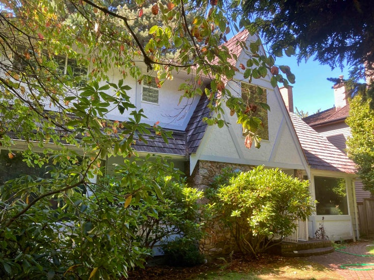 6349 MCCLEERY STREET - Kerrisdale House/Single Family for sale, 4 Bedrooms (R2618732)