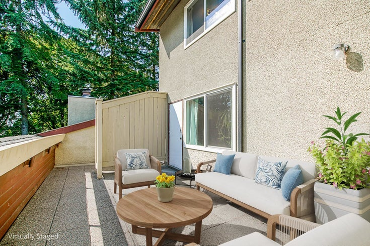 3404 LANGFORD AVENUE - Champlain Heights Townhouse for sale, 2 Bedrooms (R2618758)