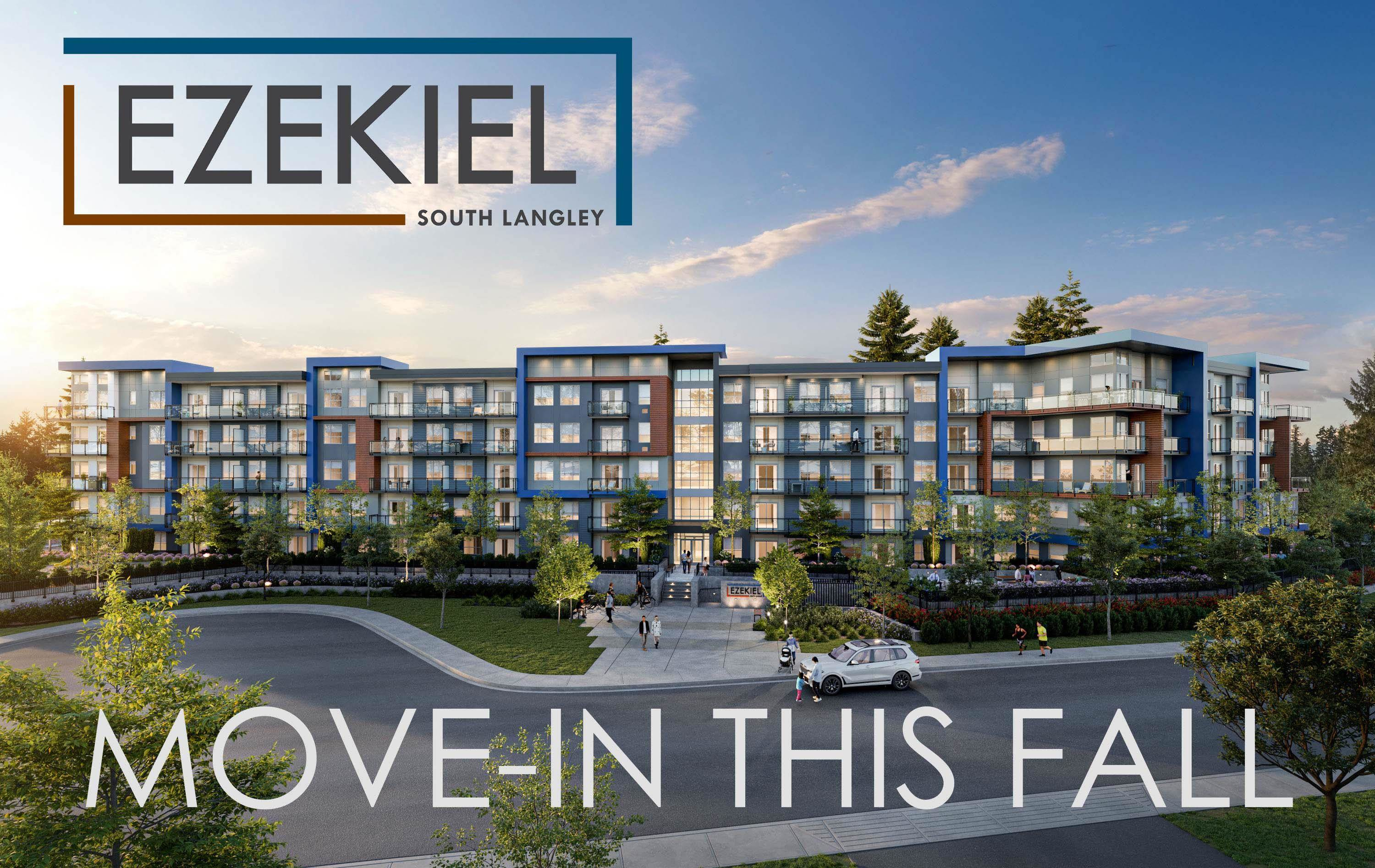 321 5486 199A STREET - Langley City Apartment/Condo for sale, 1 Bedroom (R2618784)