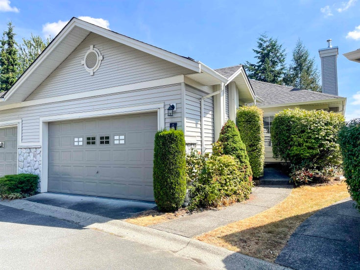 8 16888 80 AVENUE - Fleetwood Tynehead Townhouse for sale, 2 Bedrooms (R2618785)