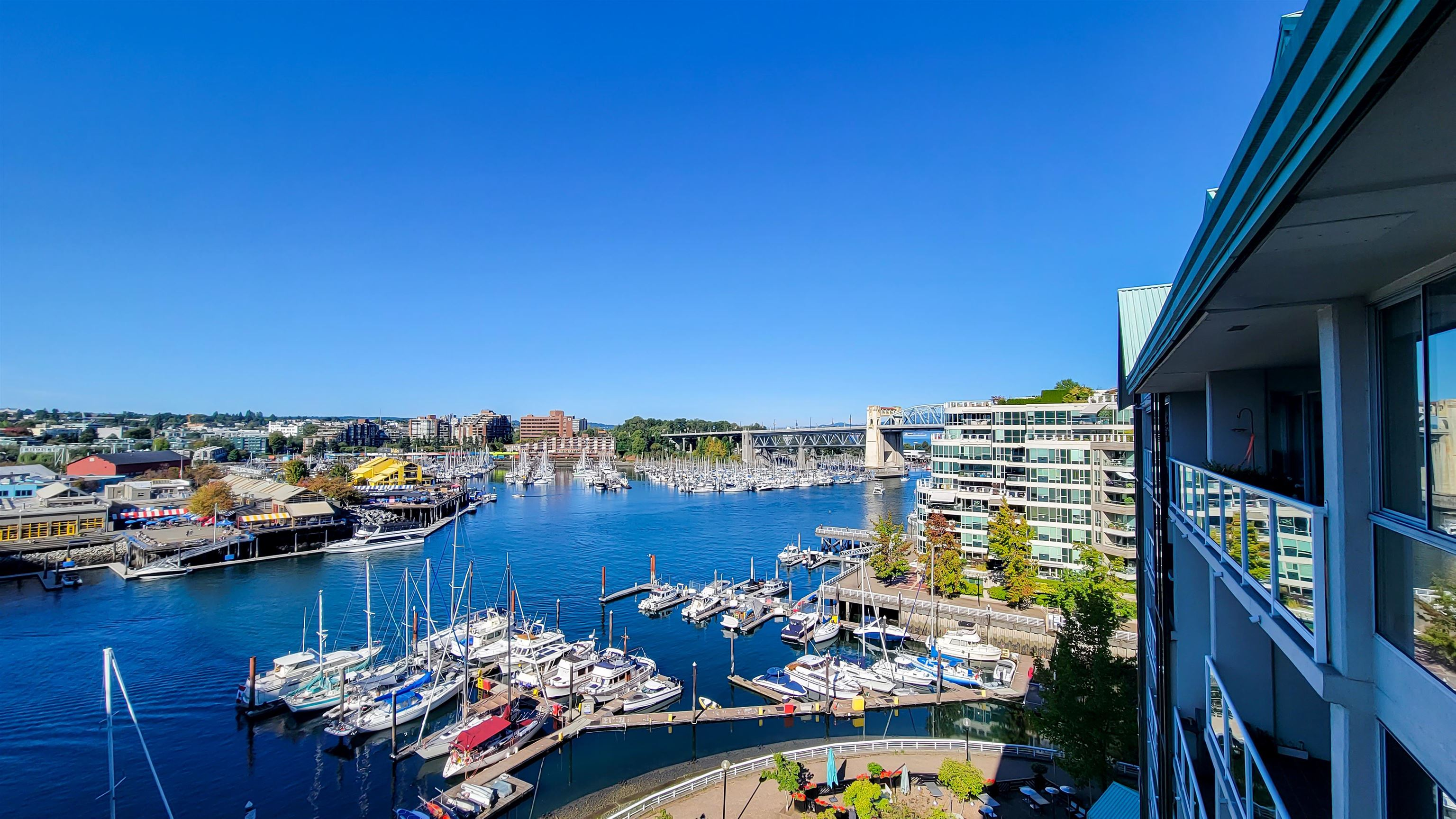 906 1600 HOWE STREET - Yaletown Apartment/Condo for sale, 2 Bedrooms (R2618790) - #1